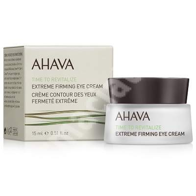 Crema antirid pentru ochi Time to Revitalize Extreme 83415066, 15 ml, Ahava