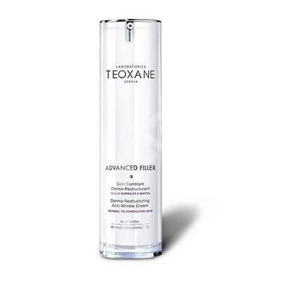 Crema antirid pentru ten normal si mixt Advanced Filler, 50 ml, Teoxane