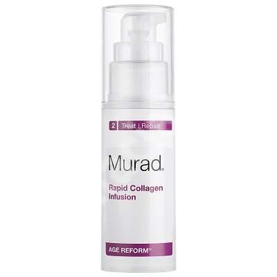 Crema antirid Rapid Collagen Infusion, 30 ml, Murad