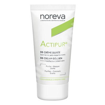 Crema BB anti-imperfectiuni Doree Actipur, 30 ml, Noreva