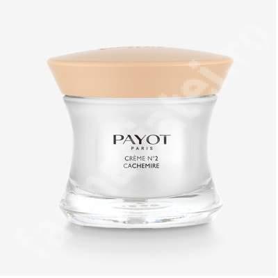 Crema calmanta anti-roseata cu textura bogata Creme Nr. 2 Cachemire, 50 ml, Payot