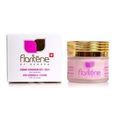Crema contur ochi cu Liposomi, 50 ml, Floritene