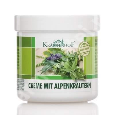 Crema cu Ierburi Alpine, 250ml, Krauterhof