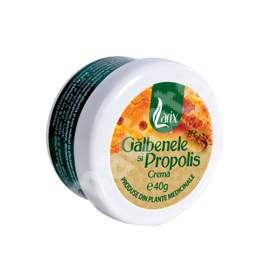 Crema cu Propolis si Galbenele, 40 g, Larix