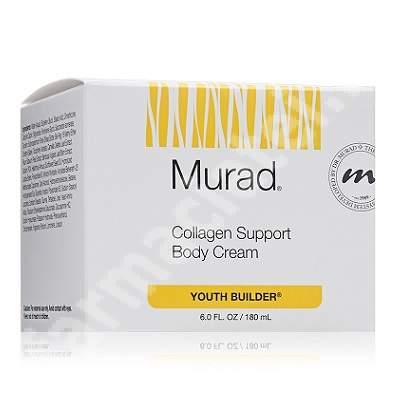 Crema de corp intens hidratanta Collagen Suport, 180 ml, Murad