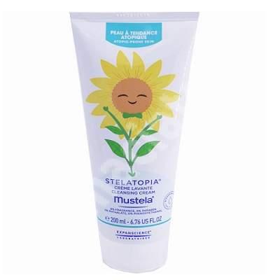 Crema de curatare pentru pielea cu tendinta atopica Stelatopia, 200 ml, Mustela