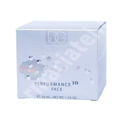 Crema de fata Performance 3D (11095), 50 ml, Dr. Grandel