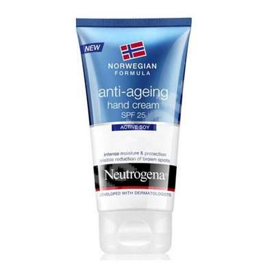 Cremă de mâini anti-îmbătrânire cu SPF 25, 50 ml, Neutrogena