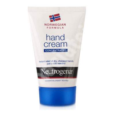 Crema de maini parfumata Neutrogena, 50 ml, Johnson&Johnson
