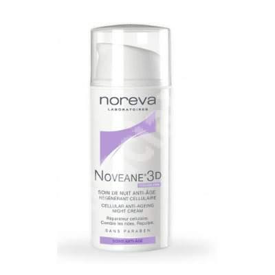 Crema de noapte hidratare intensa Noveane 3D, 30 ml, Noreva