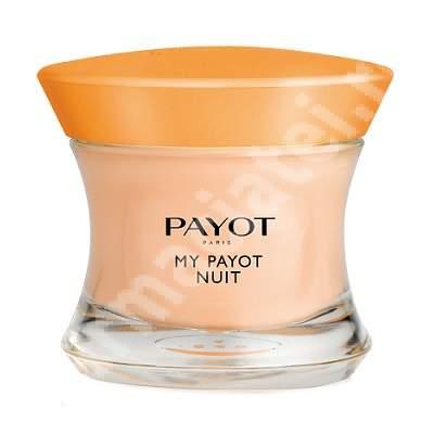 Crema de noapte iluminatoare My Payot, 50 ml, Payot