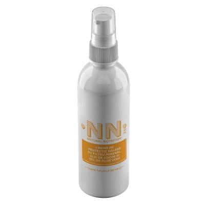Cremă de protecție solară pentru față și corp cu filtru mineral FPS 30, 150 ml, NN Cosmetics