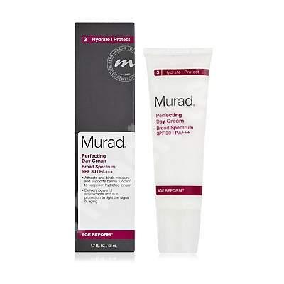 Crema de zi cu SPF 30 Perfecting Day, 50 ml, Murad