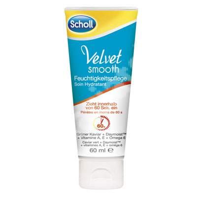 Crema de zi Velvet Smooth, 60 ml, Scholl