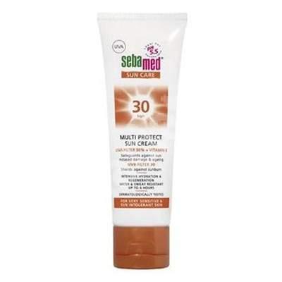 Crema dermatologica pentru protectie solara SPF 30, 75 ml, sebamed