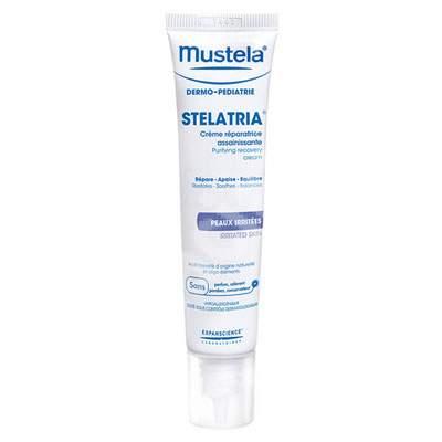 Cremă dermo-reparatoare purifiantă pentru piele iritată, Stelatria, 40 ml, Mustela