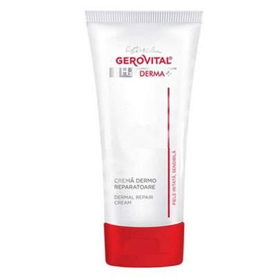 Cremă dermoreparatoare Gerovital H3 Derma+, 50 ml, Farmec