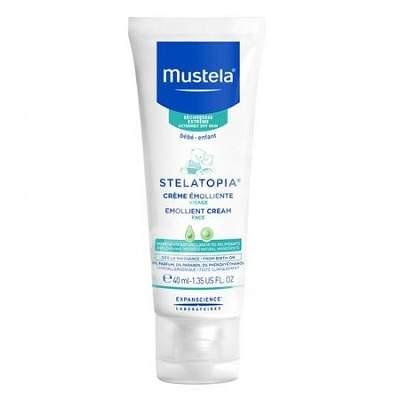 Crema emolienta pentru piele uscata cu tendinta atopica Stelatopia, 40 ml, Mustela