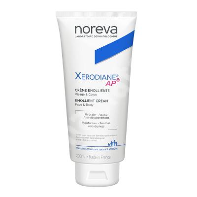 Crema emolienta Xerodiane AP+, 200 ml, Noreva