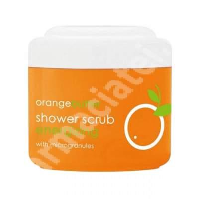 Crema exfolianta de dus cu unt de portocale, 200 ml, Ziaja