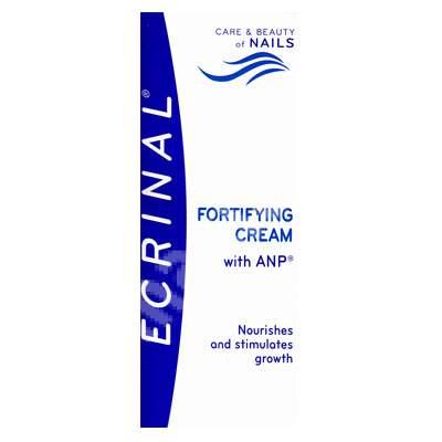 Cremă fortifiantă pentru unghii cu ANP Ecrinal, 10 ml, Asepta