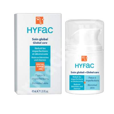Crema globala anti-imperfectiuni cu AHA Hyfac, 40 ml, Moulin Royal Cosmetics
