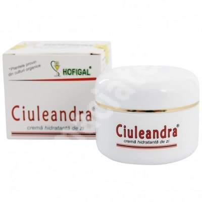 Crema hidratanta de zi Ciuleandra, 50 ml, Hofigal