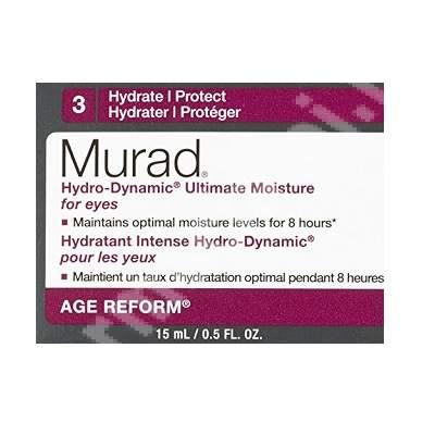 Crema hidratanta pentru ochi Hydro-Dynamic Ultimate Moisture, 15 ml, Murad