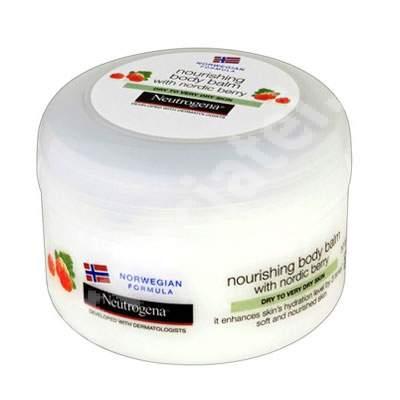 Crema hidratanta pentru piele uscata cu Nordic Berry, 200 ml, Neutrogena