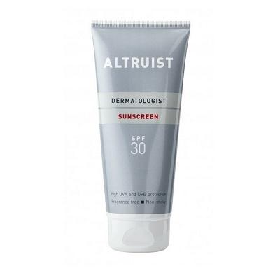 Cremă hipoalergenică protecție solară Dermatologist Sunscreen SPF30, 200 ml, Altruist