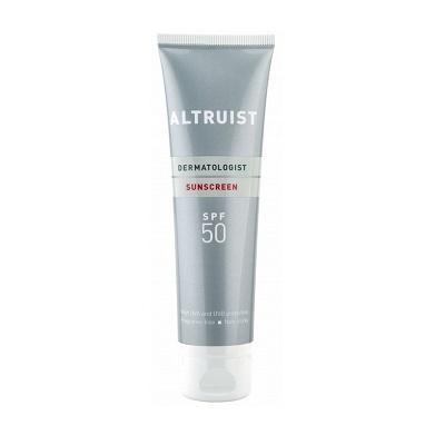 Cremă hipoalergenică protecție solară Dermatologist Sunscreen SPF50, 100 ml, Altruist