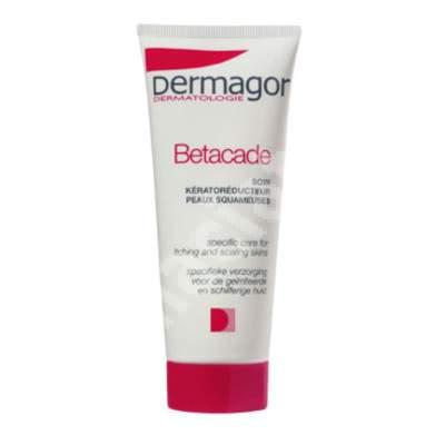 Crema keratolitica Dermagor Betacade, 100 ml, Coryne Bruynes Sam