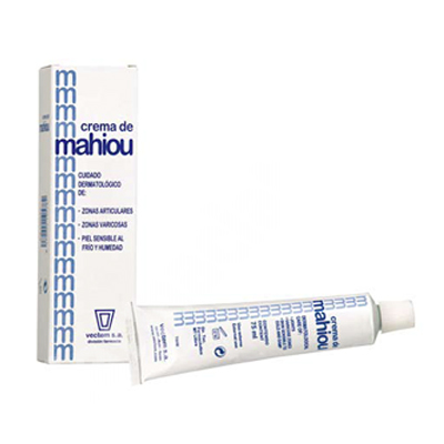 Cremă Mahiou pentru îngrijirea pielii, 75 ml, Vectem