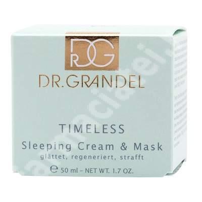 Crema masca pentru noapte anti-imbatranire Timeless (41207), 50 ml, Dr. Grandel