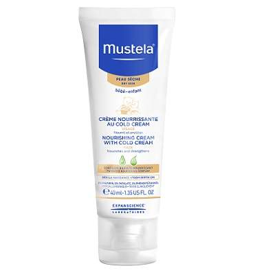 Crema nutritiva cu Cold Cream, 40 ml, Mustela