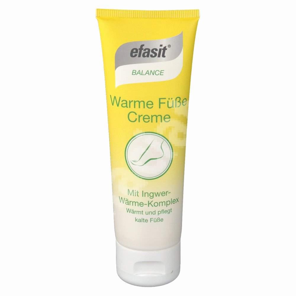 Crema pentru incalzirea picioarelor, 75 ml, Efasit Balance