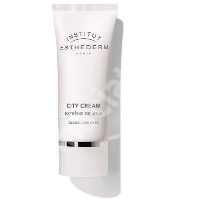 Crema pentru ingrijire cotidiana City, 30 ml, Institut Esthederm