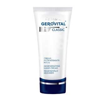 Crema regeneranta pentru maini Gerovital H3 Classic, 100 ml, Farmec