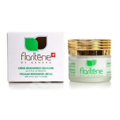 Crema renovatoare cu AHA + Ceramide, 50 ml, Floritene