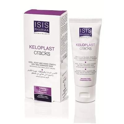 Crema reparatorie Keloplast cracks, 40 ml, IsisPharma