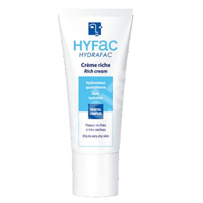Crema pentru piele uscata Hydrafac Riche, 40 ml, Hyfac