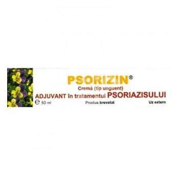 Crema tip unguent Psorizin, 50 ml, Elzin Plant