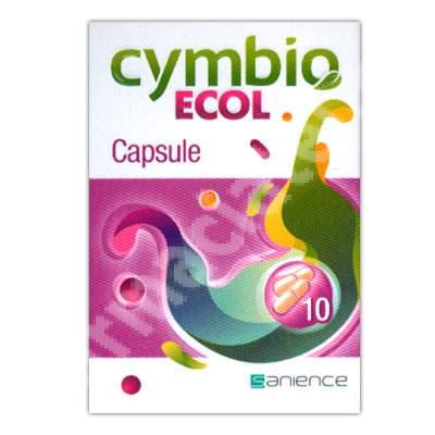 Cymbio Ecol, 10 capsule, Sanience