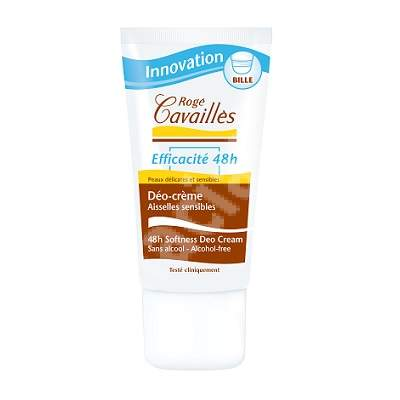 Deo roll-on crema, 50 ml, Roge Cavailles