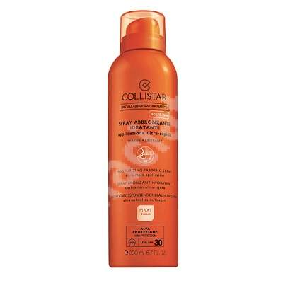 Deo Spray hidratant SPF 30 (K26072), 200 ml, Collistar