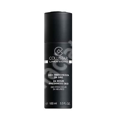 Deodorant 24h Freshness - Linea Uomo, 100 ml, K28015, Collistar