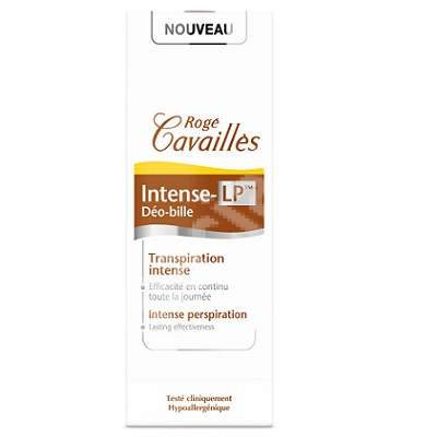 Deodorant roll-on Intense-LP, 40 ml, Roge Cavailles