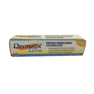 Dermatix ultra gel, 15 g, Meda Pharma