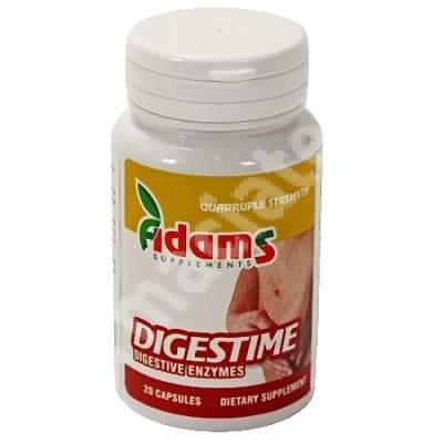 Digestime, 20 capsule, Adams Vision