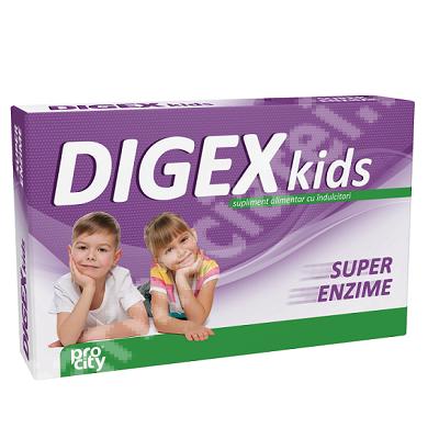 Digex pentru copii, 10 plicuri, Fiterman